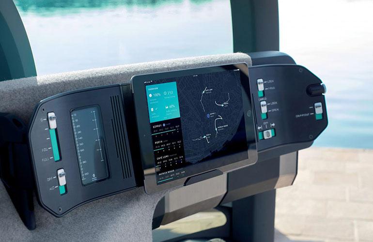 Renault EZ-GO: Voll autonomes Transportsystem fuer die City Teil 2