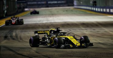 Racing pur für Renault beim GP Singapur