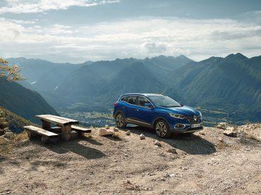 Renault KADJAR mit noch attraktiverem Design und neuen Motoren
