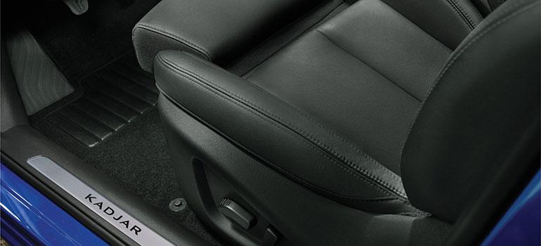 Frisches Design, neue Motoren: Modellpflege für den KADJAR