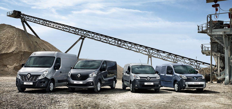 Starker Wirtschaftsfaktor: Nutzfahrzeuge von Renault