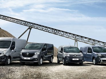 Vielseitige Allzweckwaffen: Renault Nutzfahrzeuge