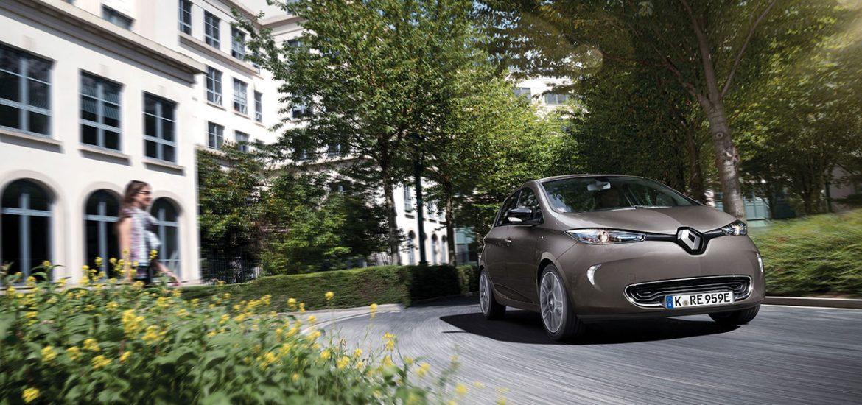 Renault startet Elektroauto-Carsharing für Paris
