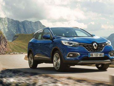 Renault KADJAR mit neuen abgasarmen Benzin- und Dieselmotoren