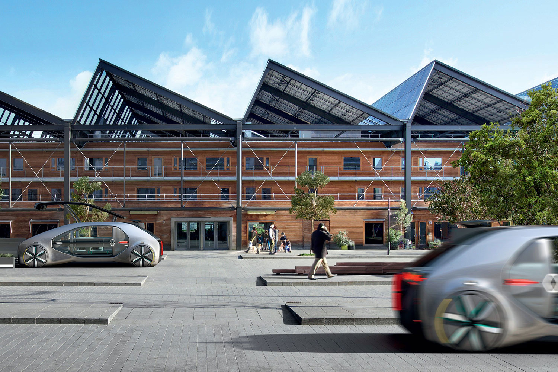 Renault EZ-GO in Genf