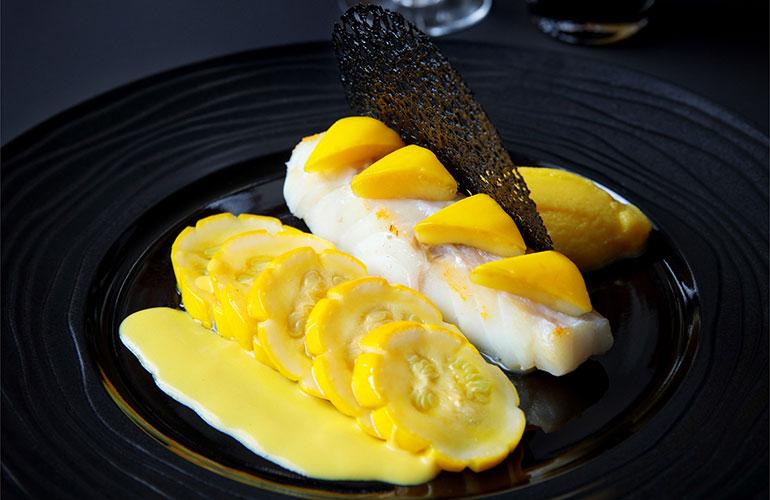Das neue F1 Restaurant - Menu