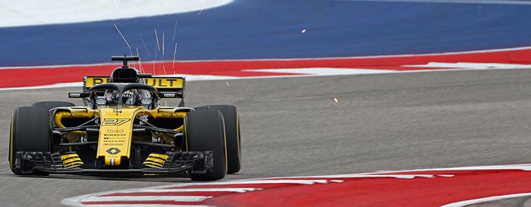 GP in Texas: bislang bestes Saisonergebnis für Renault
