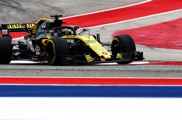 F1 in Austin: Renault feiert bislang bestes Saisonergebnis