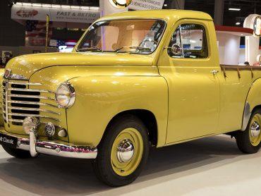 Renault COLORALE: Der 60 Jahre alte Alleskönner