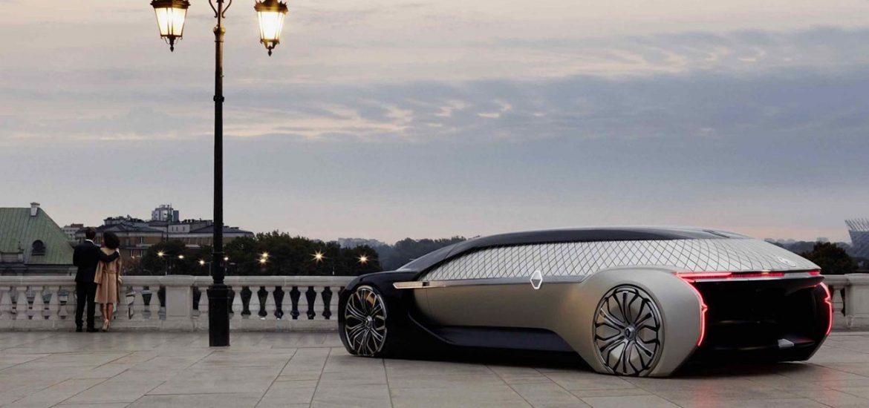 Renault Studie EZ-ULTIMO: das Robo-Taxi der Luxusklasse