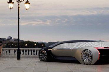 Luxus für alle: elektrische Renault Studie EZ-ULTIMO