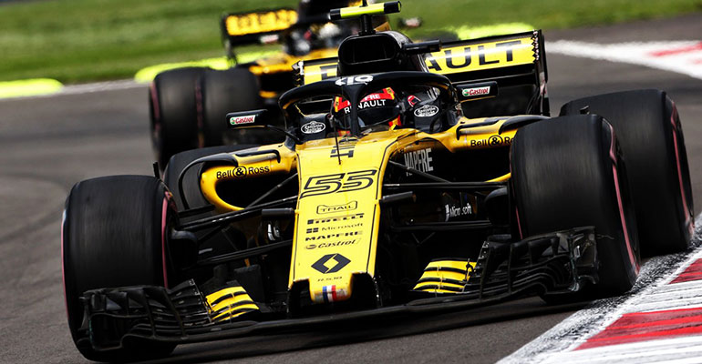 Verstappen gewinnt mit Power von Renault den GP Mexiko