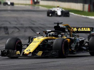 F1 GP Mexiko: Hülkenberg fährt im Renault auf Platz 6