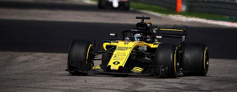 Renault F1 in Sotschi