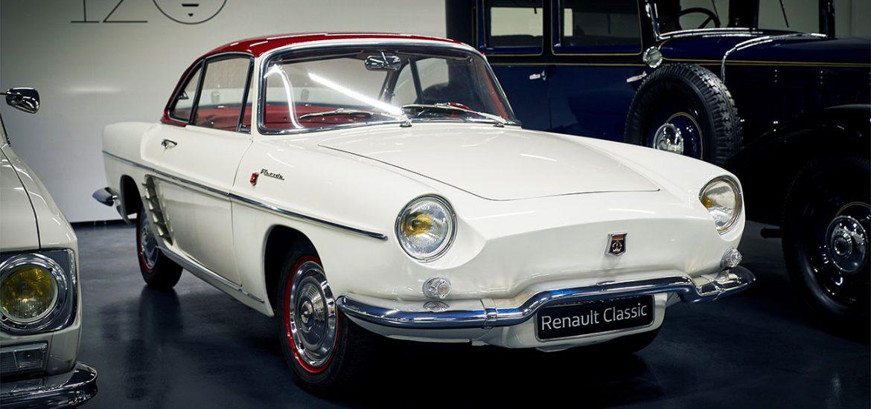 Pariser Salon vor 60 Jahren: Weltpremiere der Renault FLORIDE