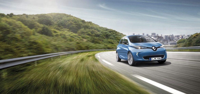 Elektrisch und geleast: der Renault ZOE