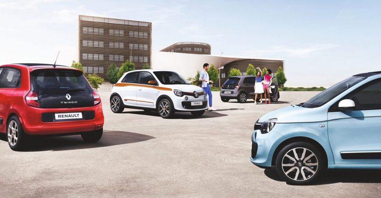 """Twingo im Auto Bild-Dauertest: """"Hinten Motor, vorne Spaß"""""""