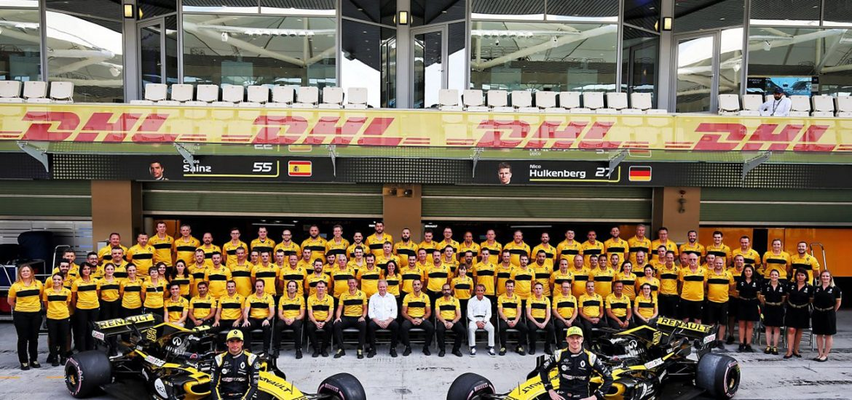 GP Abu Dhabi: Renault sichert Platz vier in der Konstrukteurs-WM
