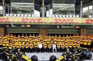 F1: Renault erobert Platz vier in der Konstrukteurs-WM