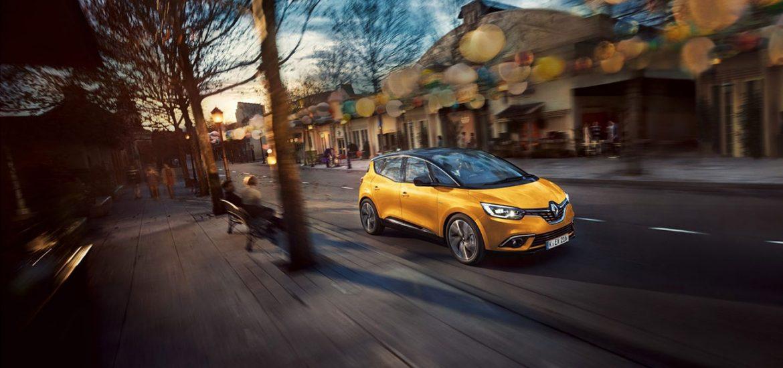 Test: Renault SCÉNIC beim Webportal Auto-Reise-Creative