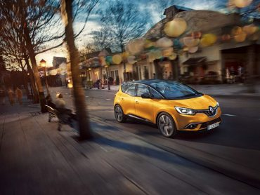 Renault SCENIC top im Test
