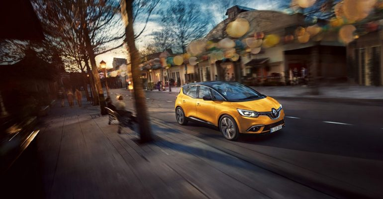 Renault SCENIC top im Test