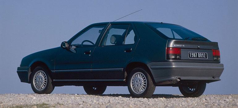Eine große Nummer: 30 Jahre Renault 19