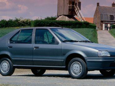 Jubiläum: 30 Jahre Renault 19