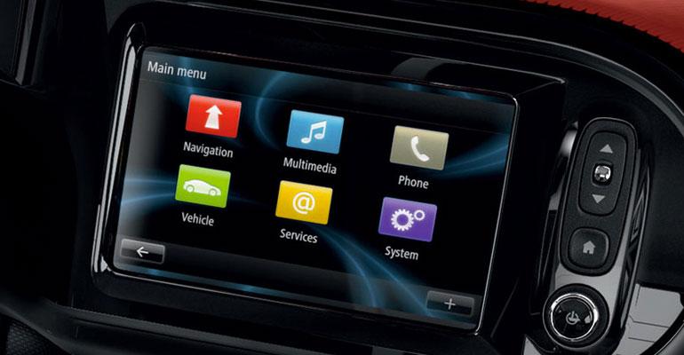 Renault EASY CONNECT: Moderne Konnektivität mit Mehrwert