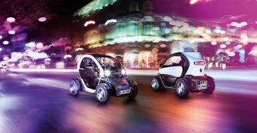 Video: TWIZY erobert Hamburg im Test von 163 Grad