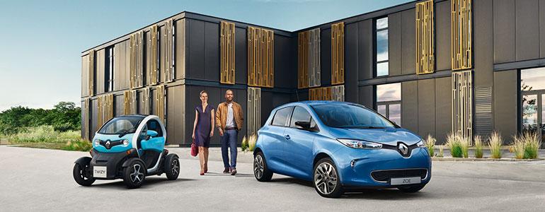 Renault ZOE: Carsharing König