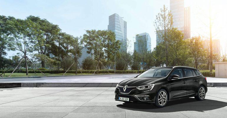 Attraktives Renault Leasing für Gewerbekunden