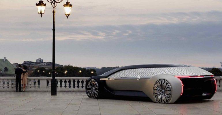 Renault Design: Exklusive Einblicke hinter die Kulissen