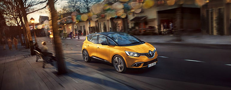 Renault Design: Farb- und Materialtrends