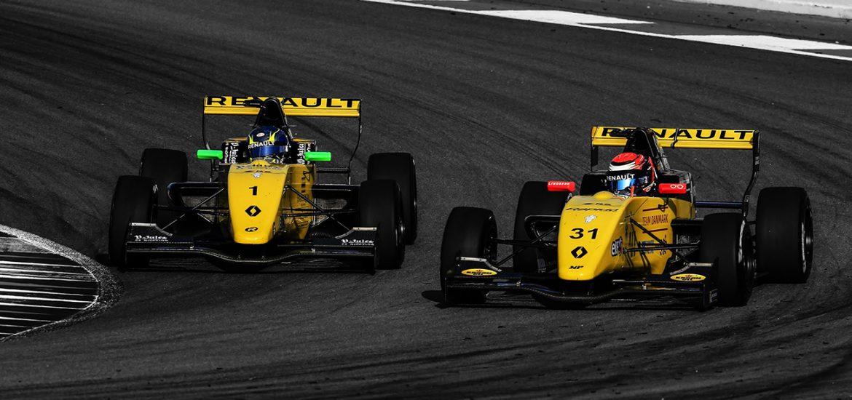 Renault Sport Academy: Schneller Rennfahrer-Nachwuchs
