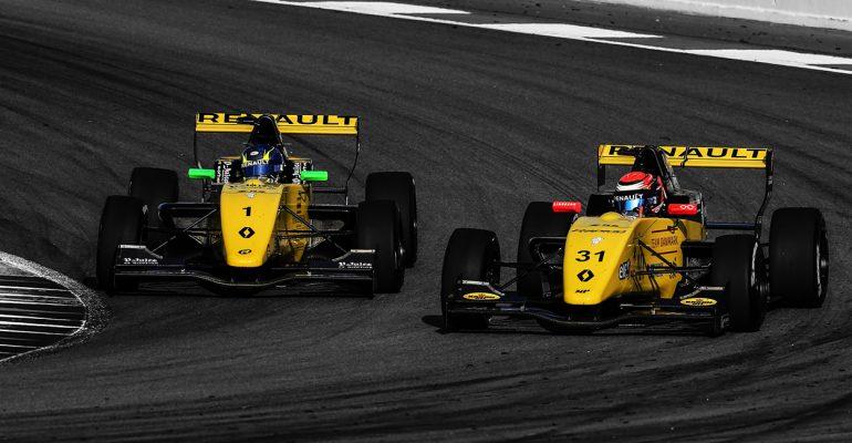 Renault Sport Academy: Starke Zwischenbilanz für die Youngster