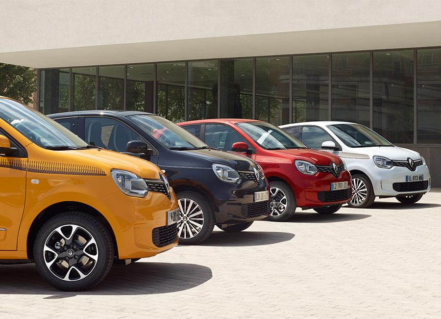 Der brandneue Renault TWINGO Raffinierter und individueller