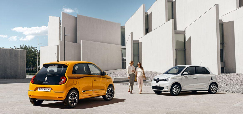 Der neue Renault Twingo: Ein Stadtauto mit einem außergewöhnlichen Design