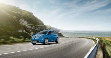 Renault ZOE ist der E-Auto-Liebling der Deutschen