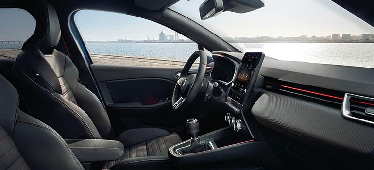 Der neue CLIO: Interieur einer neuen Dimension