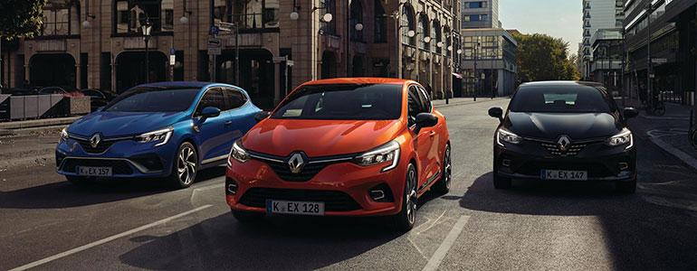 Neuer Renault Clio feiert Weltpremiere