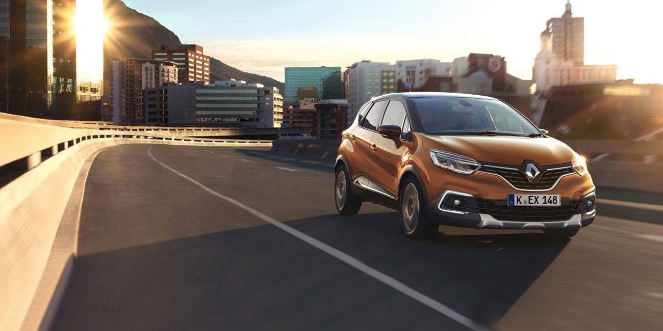 Gebrauchtwagentipp Renault CAPTUR: Lob vom TÜV