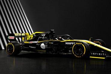 R.S.19: Renault F1 mit Vollgas in die Saison 2019