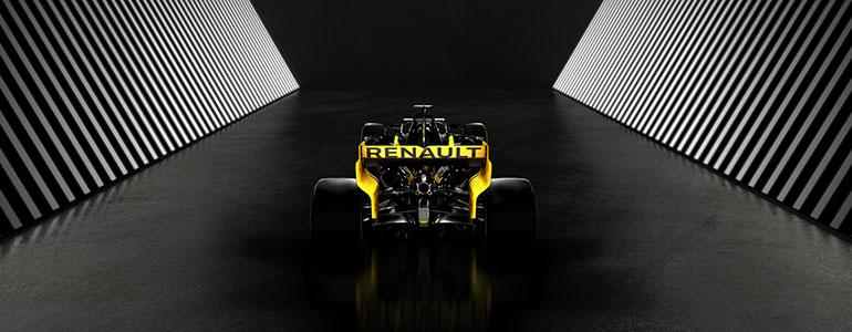 R.S.19: Renault F1 Team startet mit Vollgas in die Saison 2019