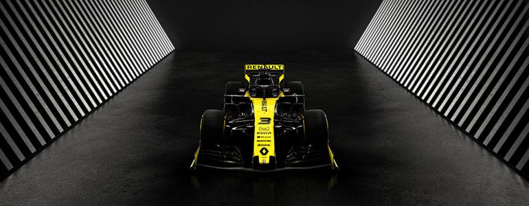 R.S.19: Renault F1 Teamstartet mit Vollgas in die Saison 2019