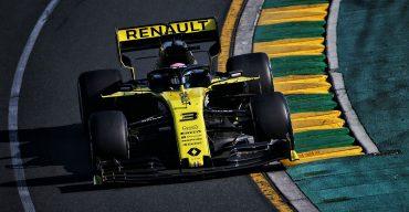 Platz sieben beim Formel 1-Saisonstart