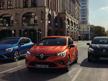 Genf stand ganz im Zeichen des neuen Renault CLIO
