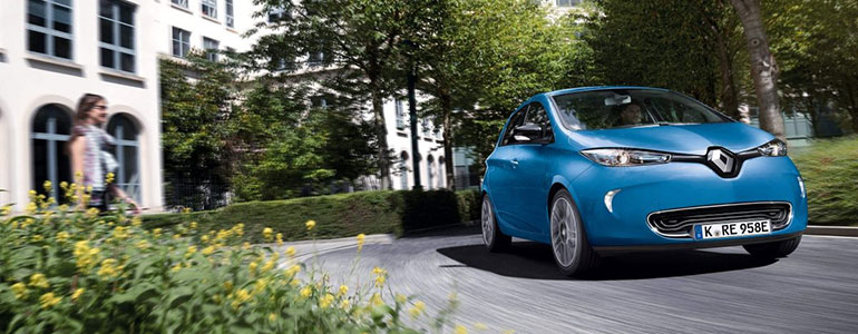 Elektroauto-Kaufprämie: ZOE klar auf Platz 1