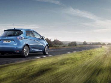 Elektroauto-Kaufprämie: ZOE ist Spitze