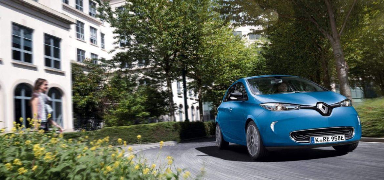 ZOE im Alltagstest: E-Auto überzeugt bei auto motor und sport